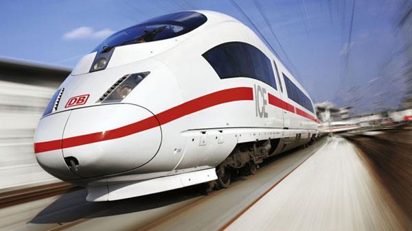 Deutsche Bahn ice hızlı tren almanya siemens velaro d