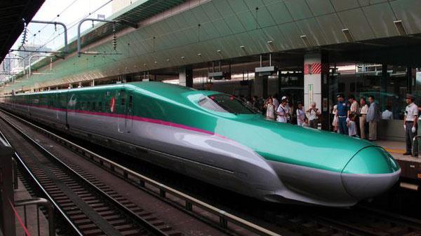 Hayabusa Shinkansen E5 japan japonya hızlı tren