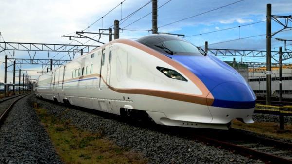 Hokuriku Shinkansen E7 japonya hızlı tren