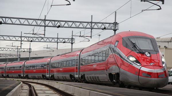 Trenitalia Frecciarossa hızlı tren italya italy