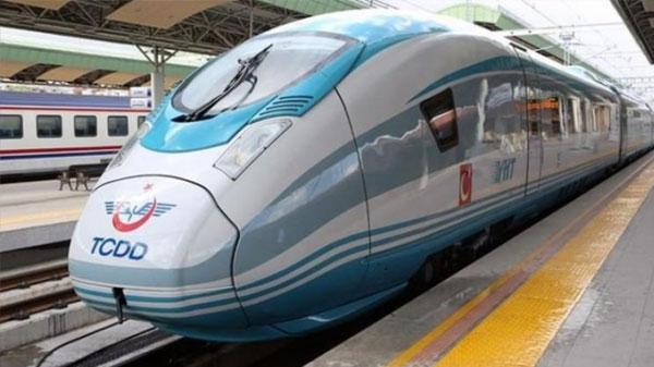 yüksek hızlı tren turkiye turkey high speed train